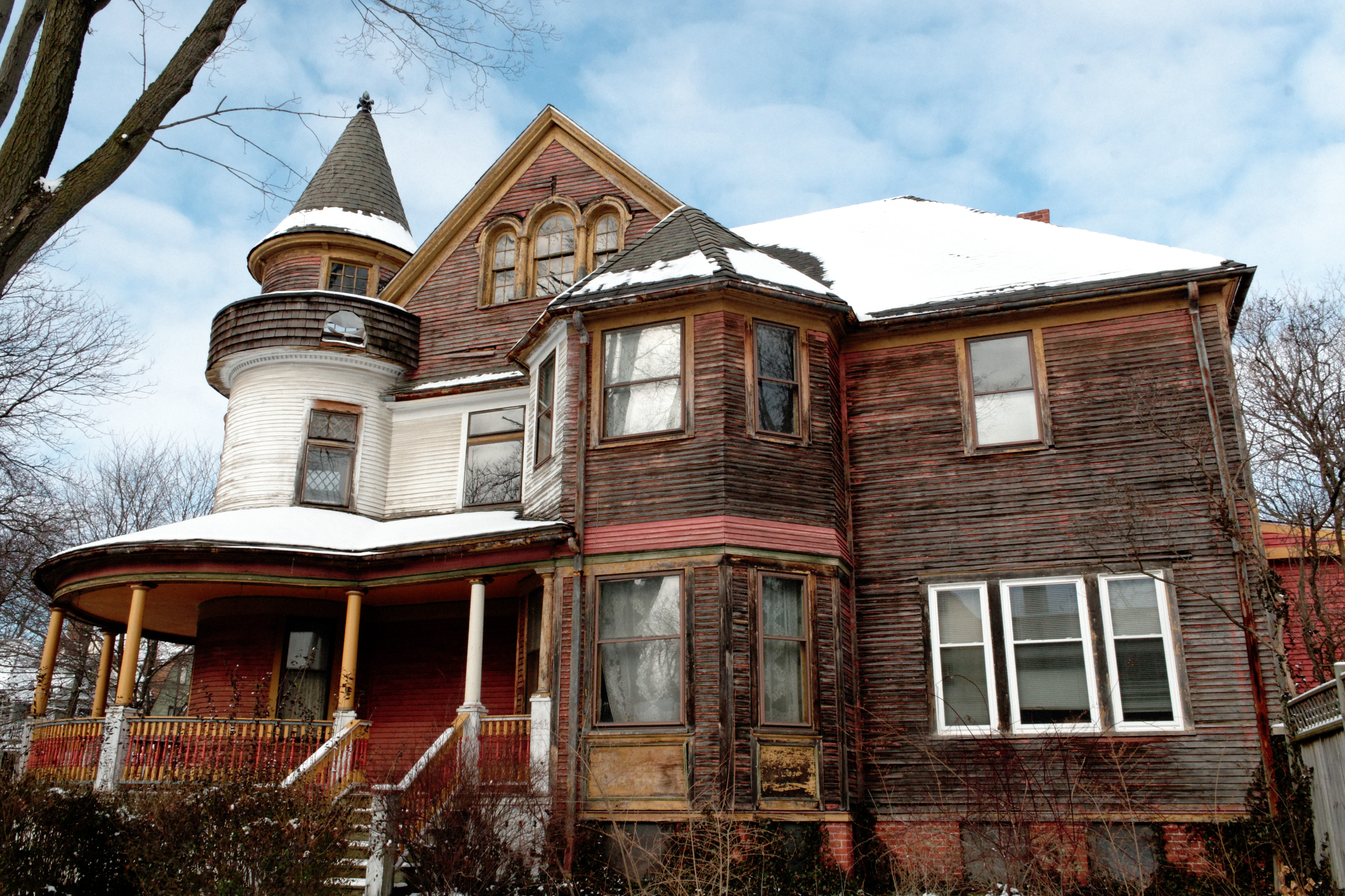 Detroit house in Woodbridge
