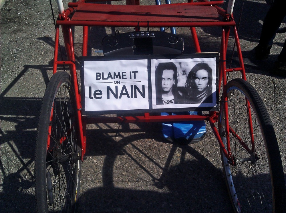 Blame it on le Nain