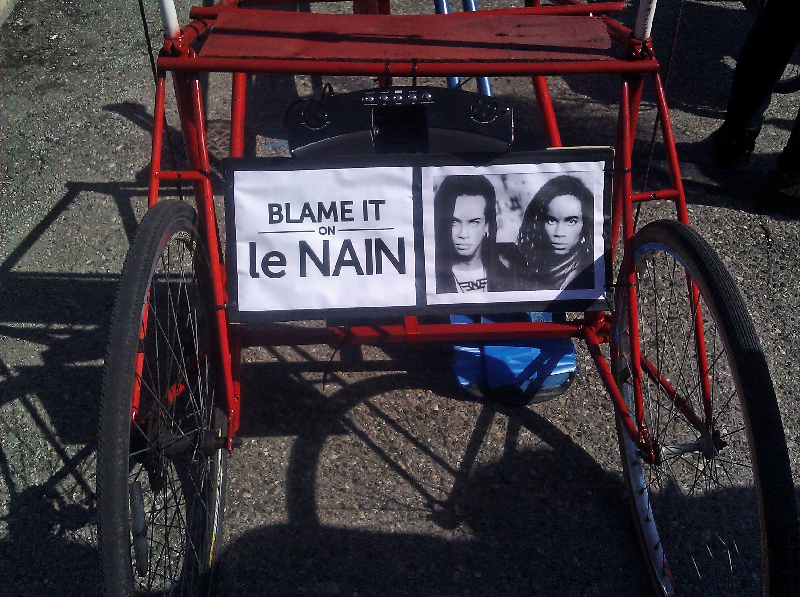 Blame it on le Nain