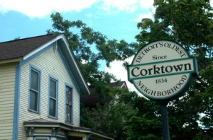 Corktown, Detroit, Michigan
