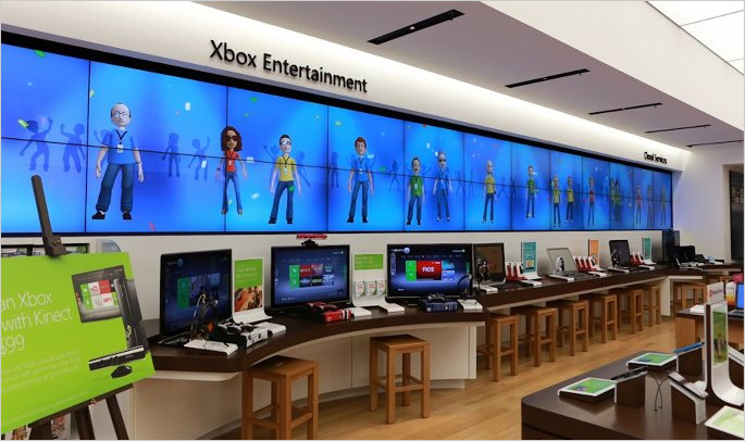 Microsoft store coming to detroit intodetroit - Interior design jobs in michigan ...